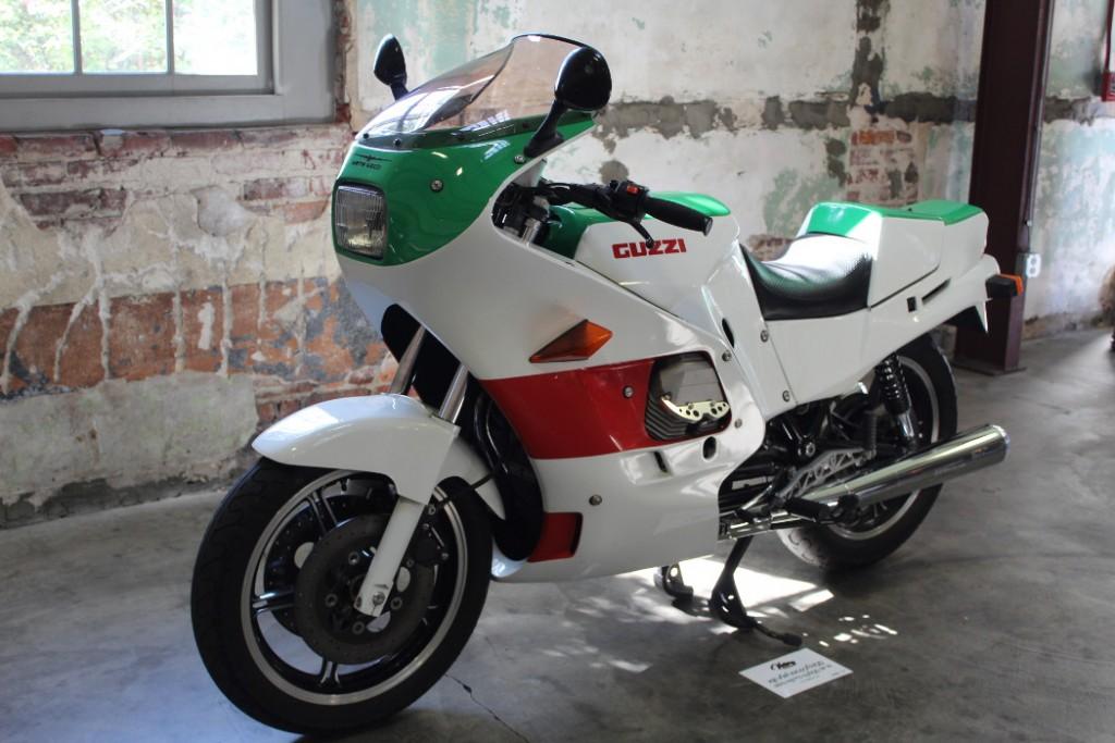 1993 Moto Guzzi SPIII from Kevin Iocovozzi.