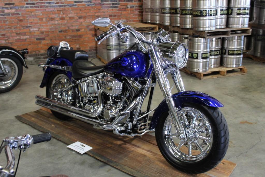 2002 Harley Fatboy from Joseph Perez