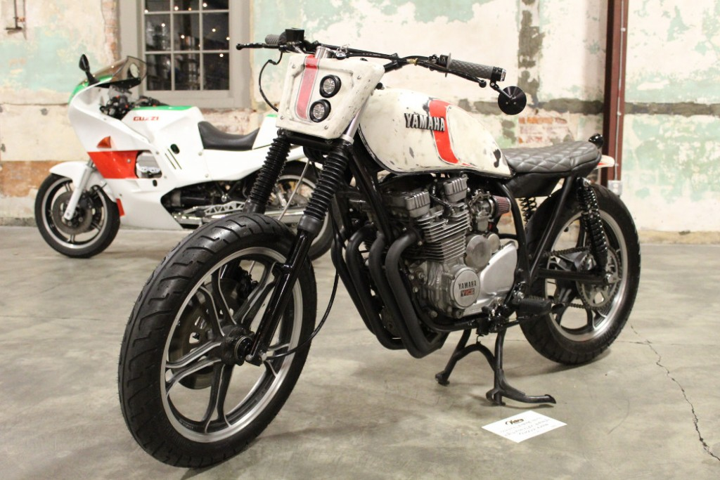 Yamaha XJ550 by Coastal Empire, built for Alex Lendrum.