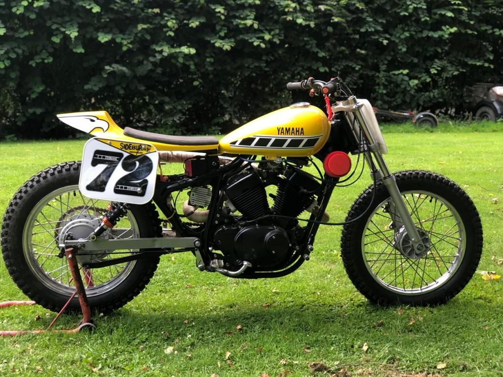 Yamaha XV250 Virago 250 Tracker
