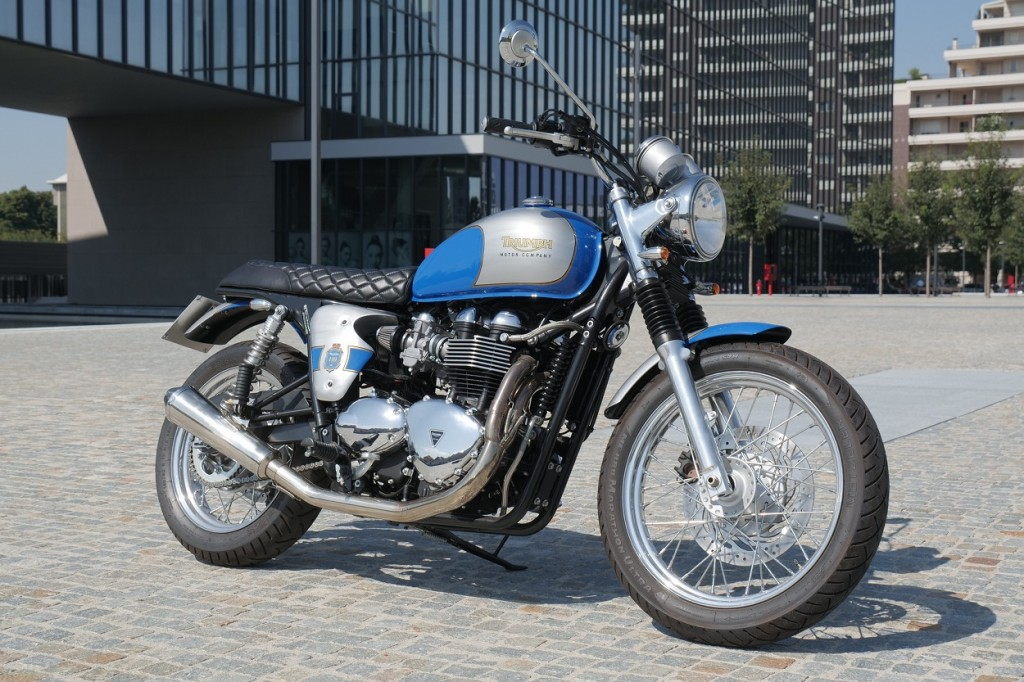 Triumph T100 Bonneville Anniversary