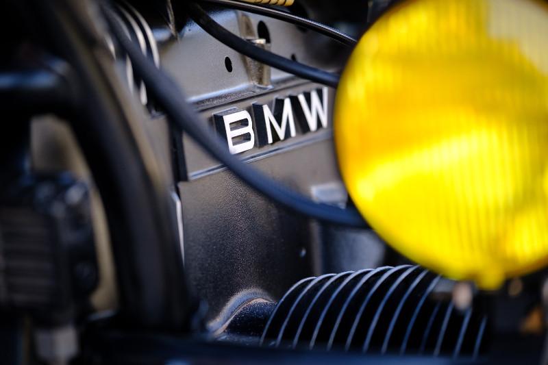 BMW Airhead Scrambler