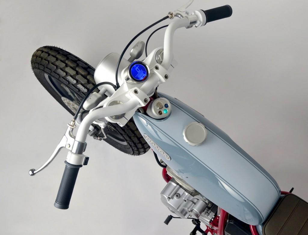 Honda FTR223 Street Tracker
