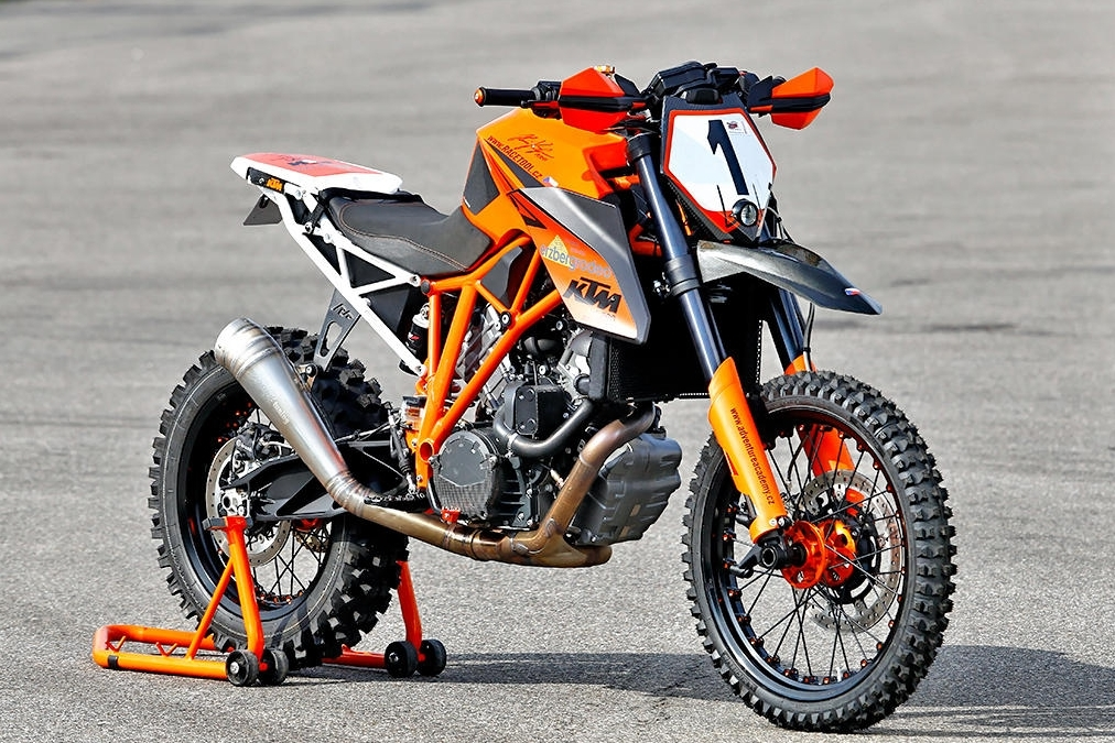 KTM 1290 Super Enduro R