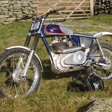 Pre-65 Trials Ariel 500