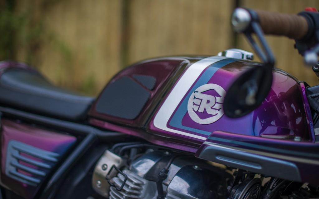 Royal Enfield GT650 Cafe Racer Kit