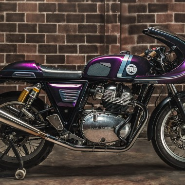 Royal Enfield GT650 Cafe Racer Kit