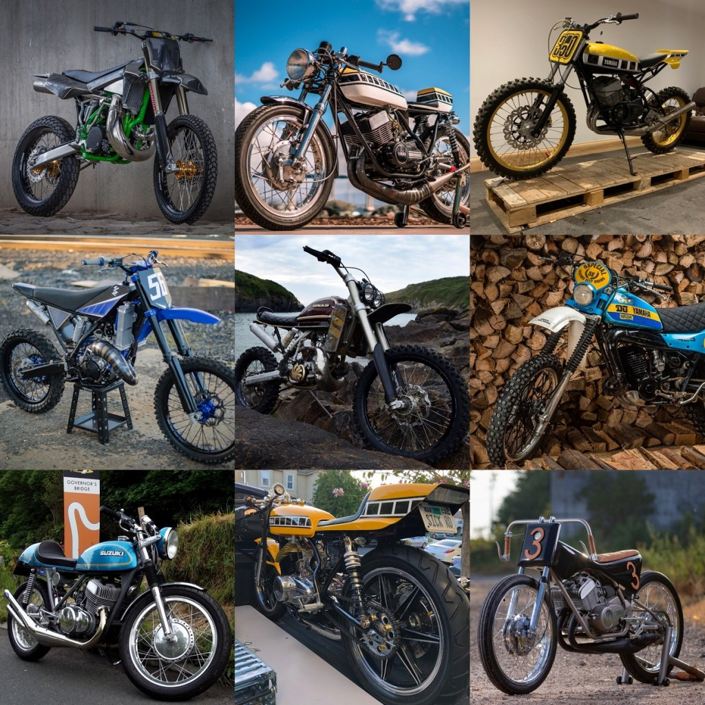 Best 2-Strokes Customs 2019