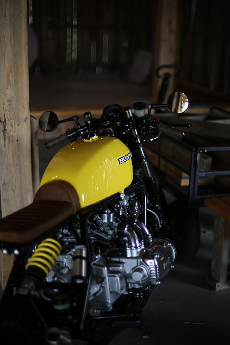 Honda Goldwing Cafe Brat