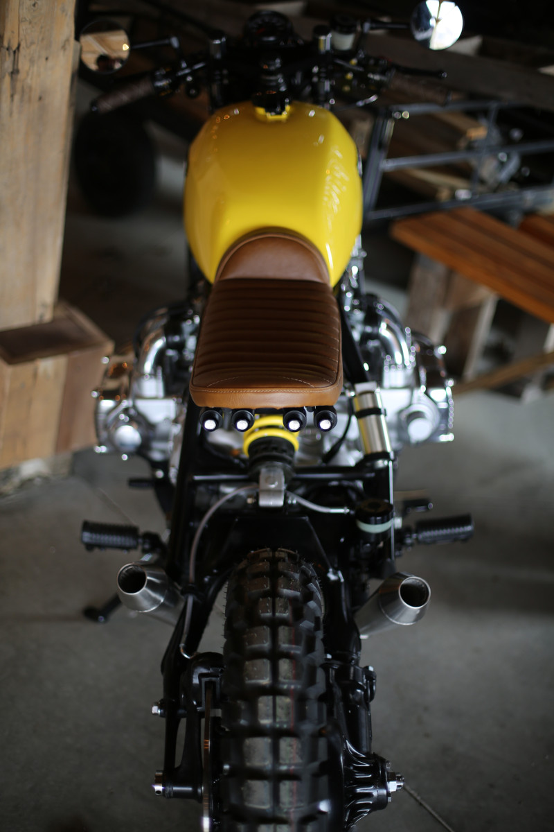 Honda Goldwing Cafe Brat
