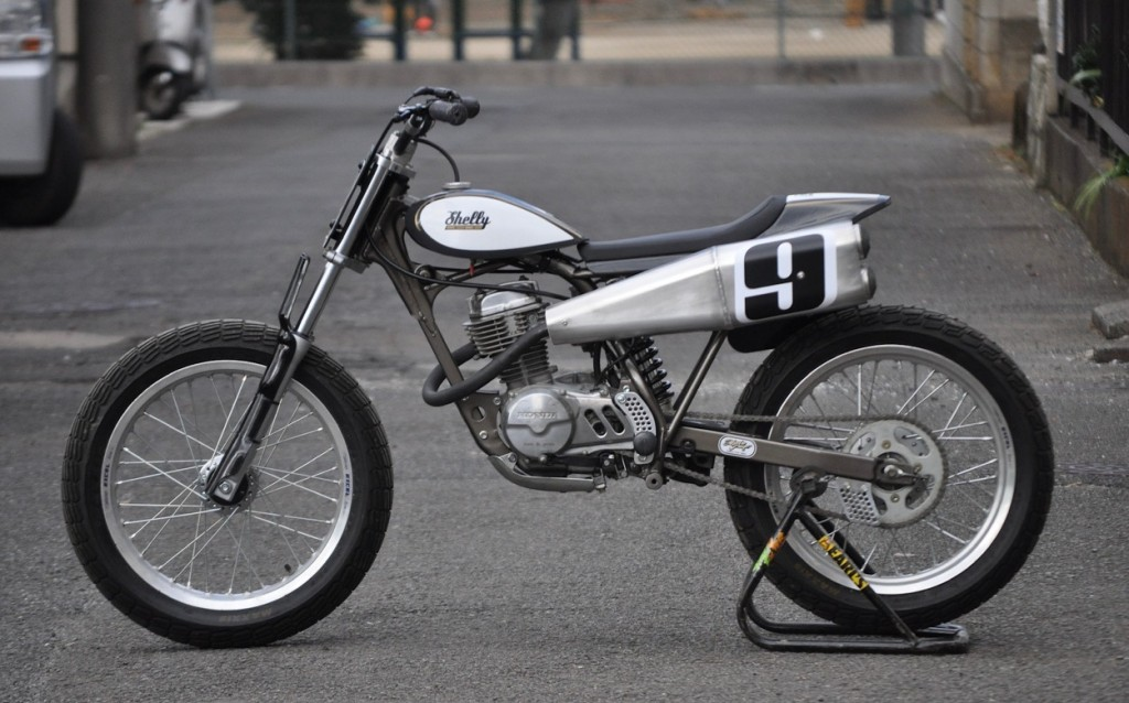 Honda XR100R Tracker