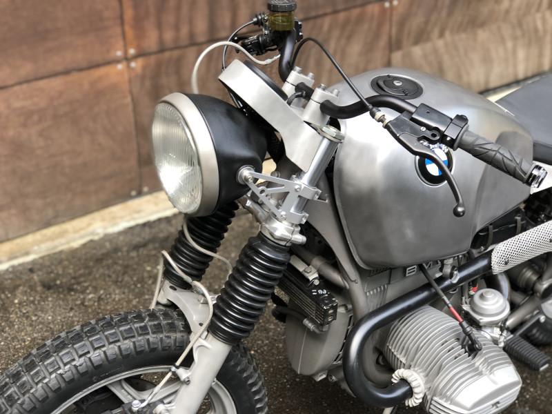 BMW Silver Wasp