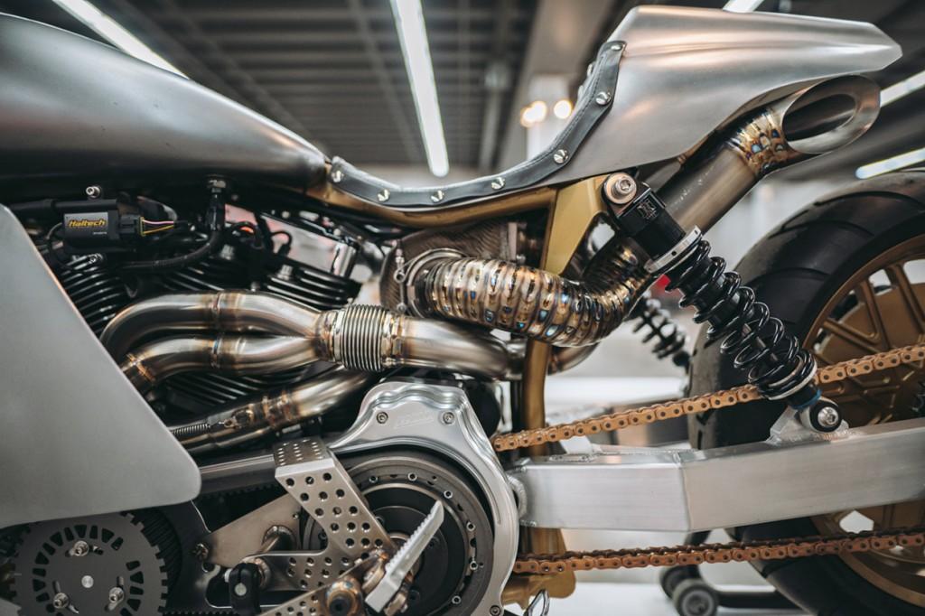 Harley Turbo Dyna