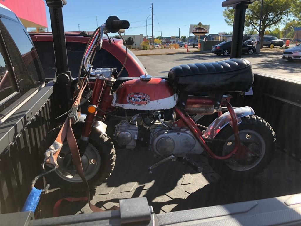 Honda Z50 Restoration