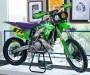 "Modern Baja Tribute: Kawasaki KX500AF ""Purple Monster"""