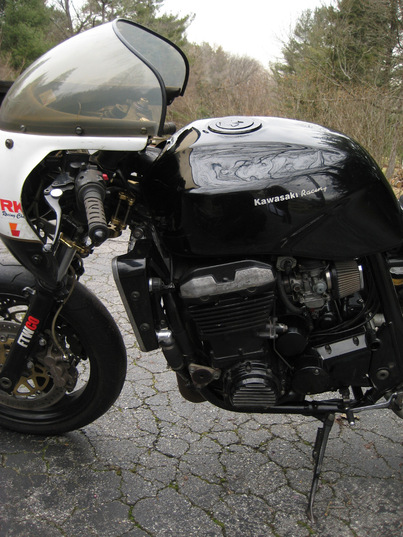 Kawasaki ZRX1100 Cafe Fighter