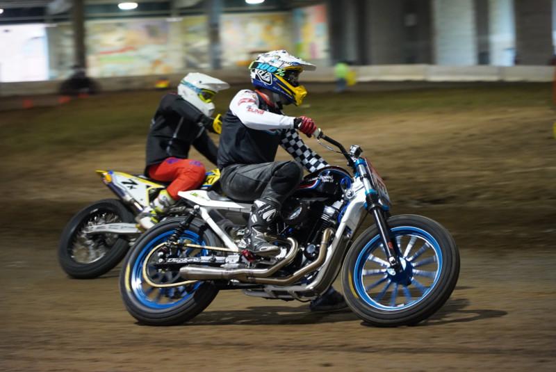 Tucker Speed Hooligan Flat Tracker