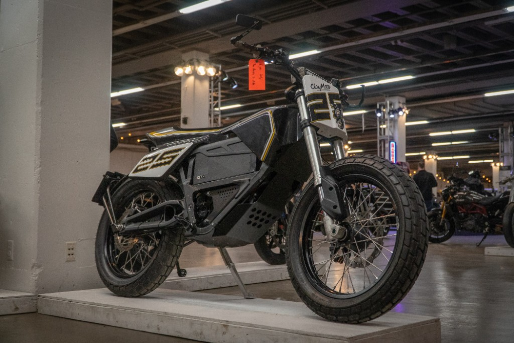 2019 Zero FXS by Clay Moto.