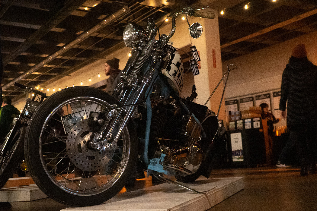 1990 H-D Softail by Aron Maxley / Tony Morgan.