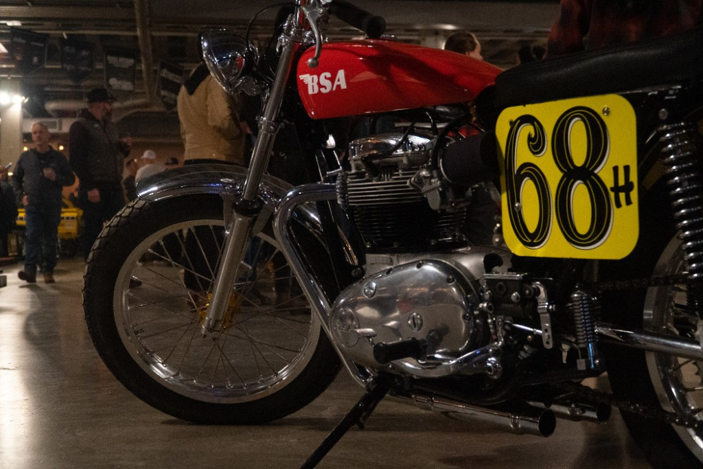1972 BSA 650 Lightning by Rasmussun.