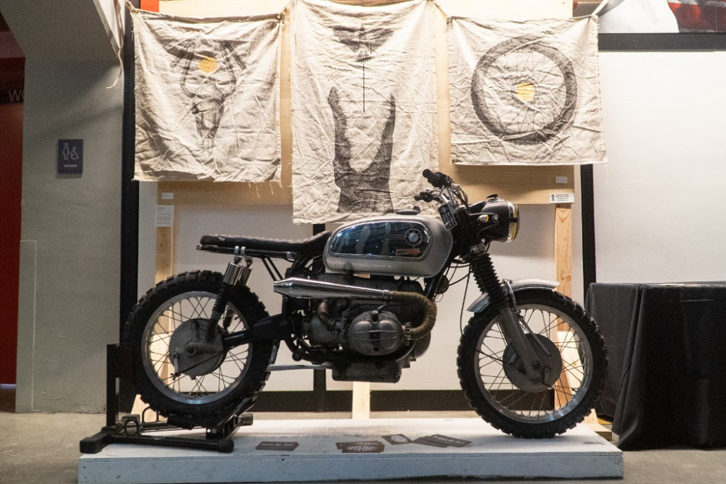 "1972 BMW R60 ""2nd Chance"" by Speed Craft."