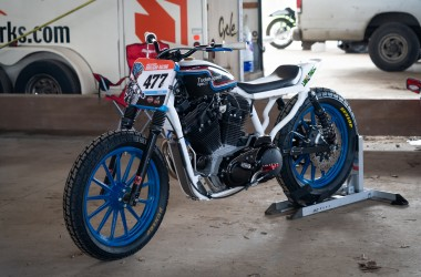 Tucker Speed Hooligan Flat Tracker