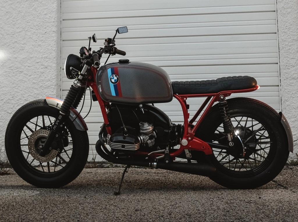 BMW R100S Custom