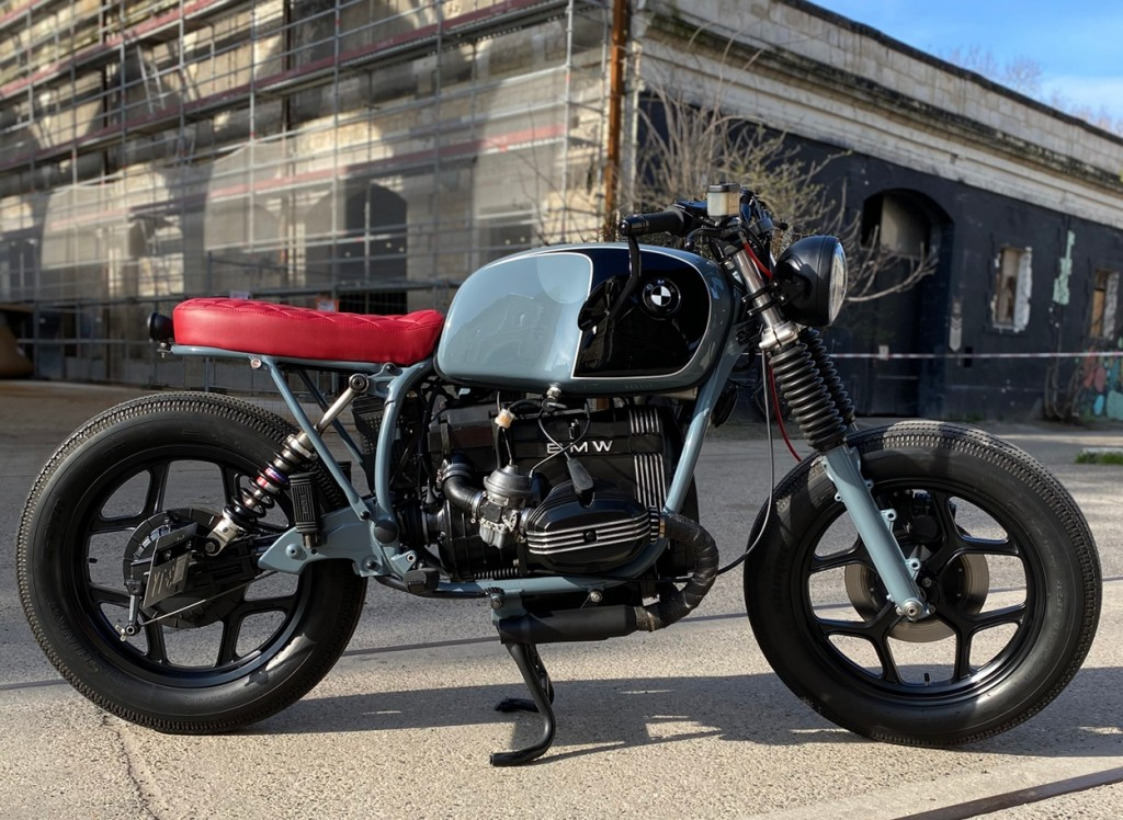 BMW R65 Restomod