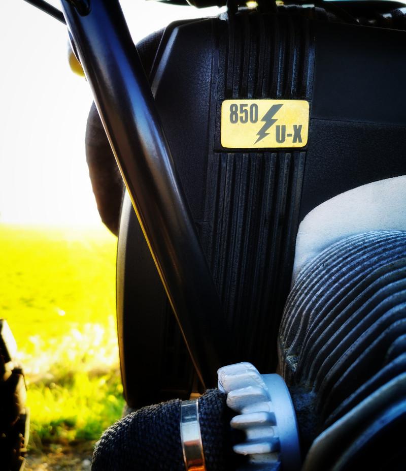 BMW R65 Scrambler