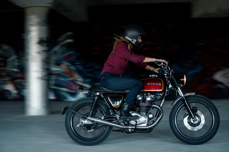 Honda CB500T Cafe Racer