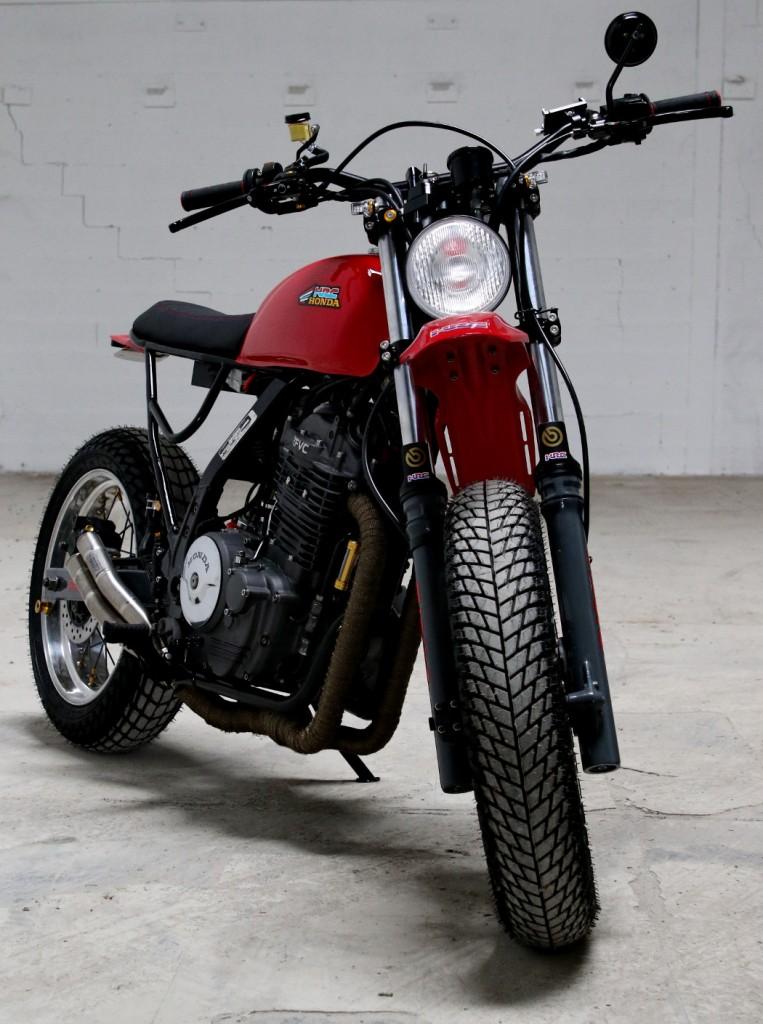Honda NX650 Supermoto