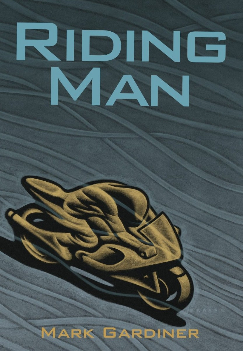 Riding Man Book