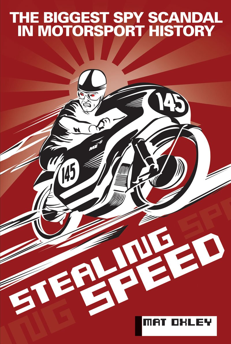 Stealing Speed Book