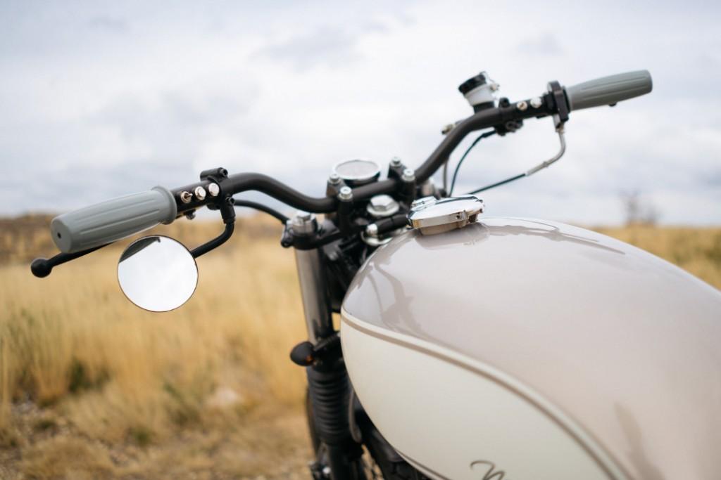 Kawasaki KZ400 Brat Tracker