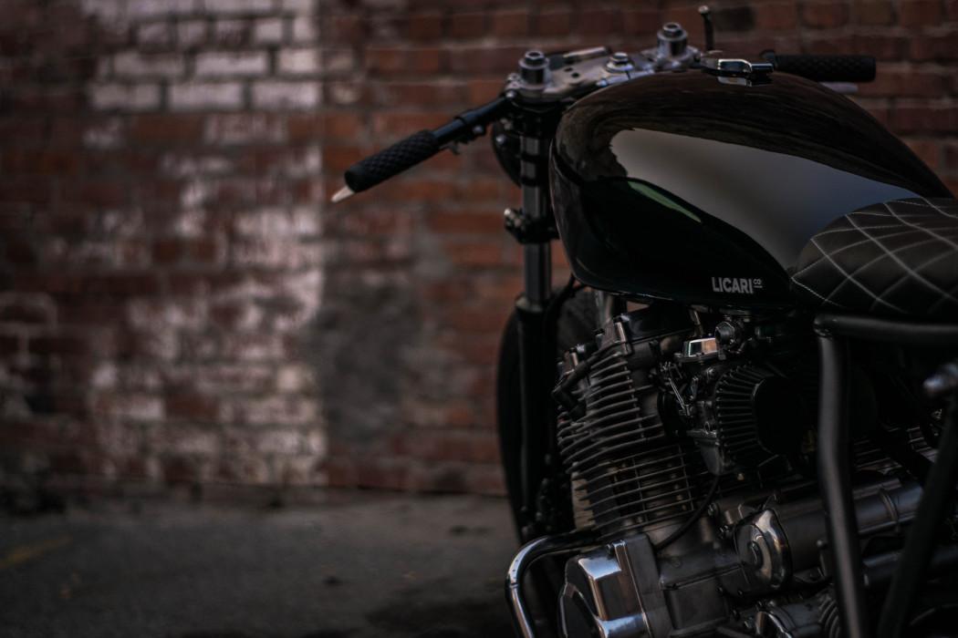 Yamaha XS1100 Cafe Racer