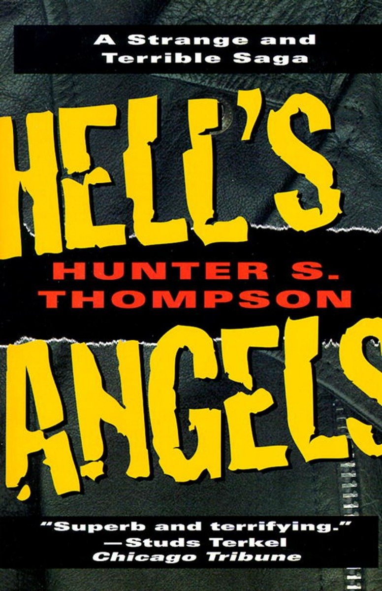 Hells Angels Hunter S Thompson
