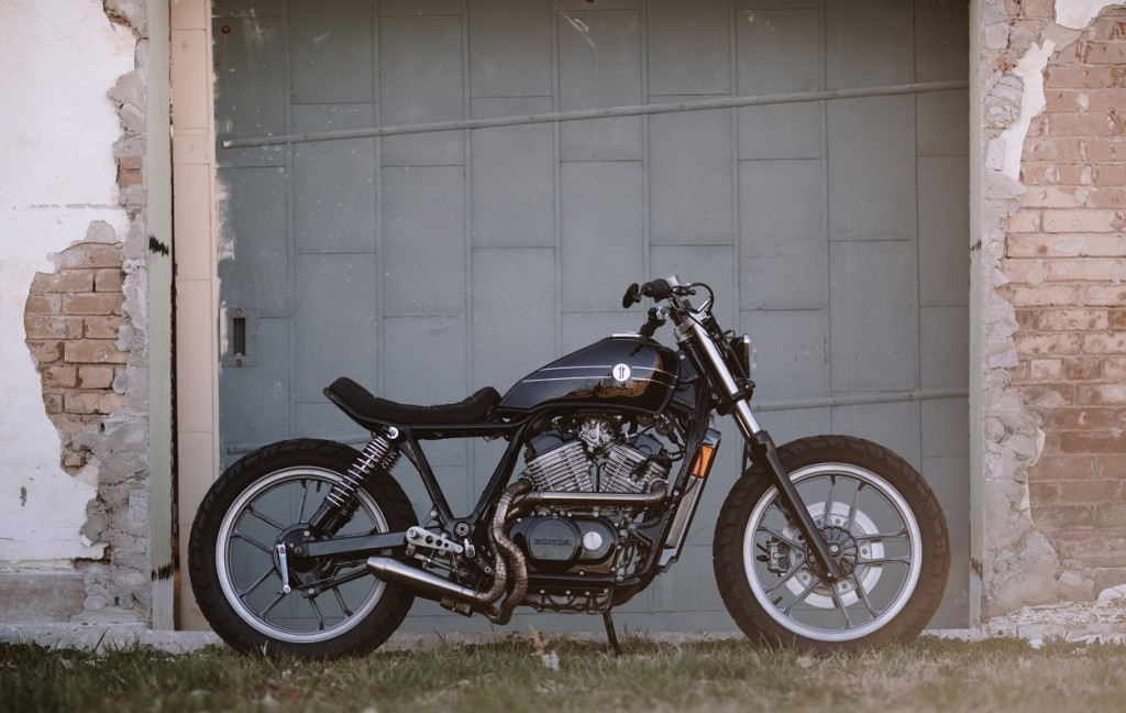Honda Shadow 500 Custom