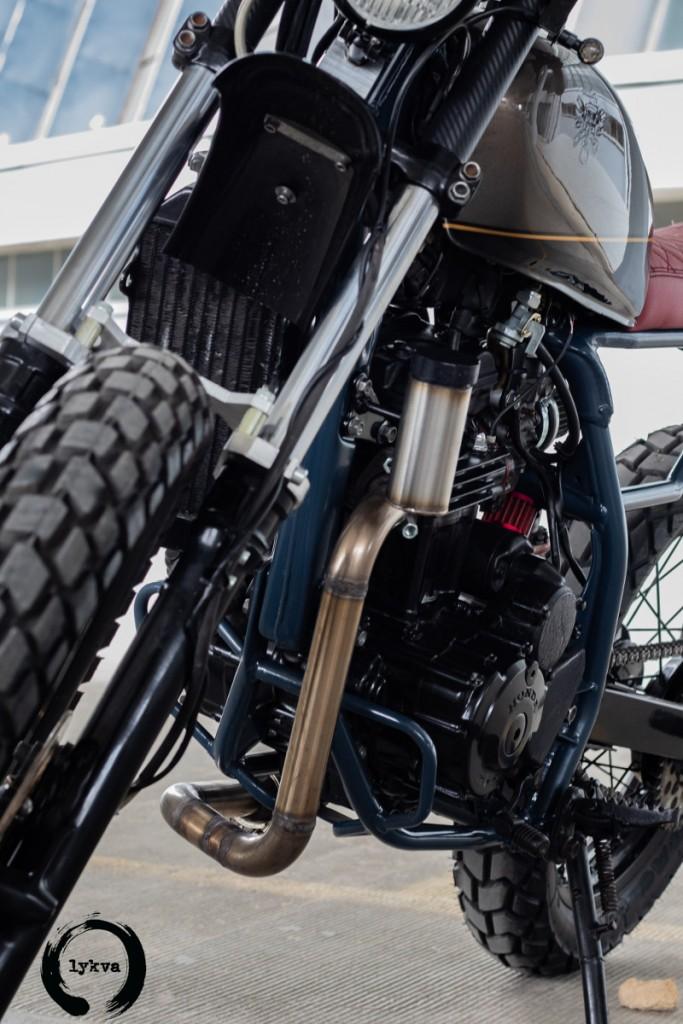 Honda XL250 Scrambler