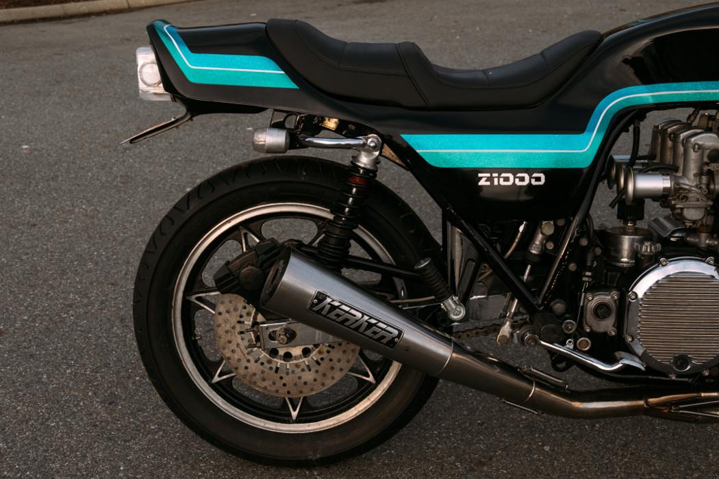 Kawasaki KZ1000 Cafe Racer
