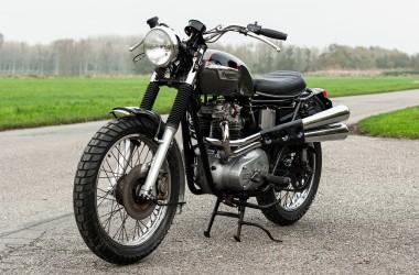 Triumph T140 Scrambler