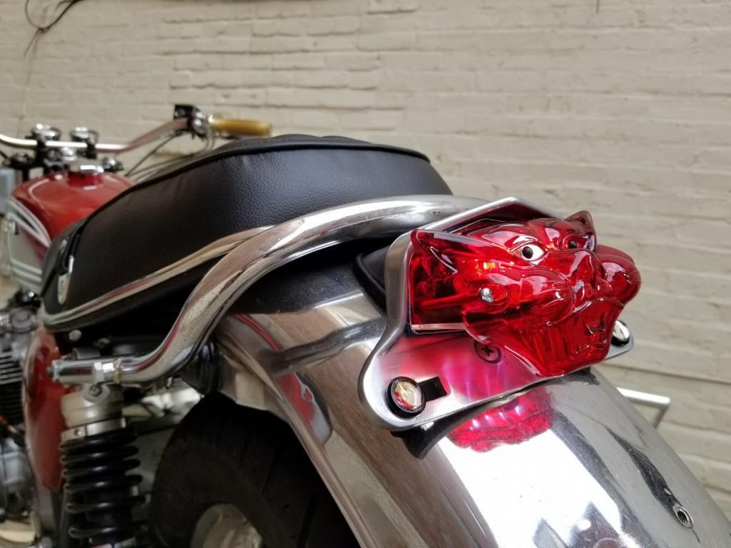 Honda CB500 Restomod
