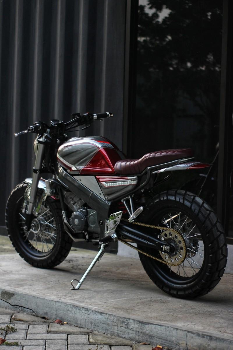 Honda CBR150R Scrambler