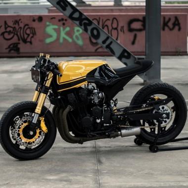 Honda CB750F Cafe Racer