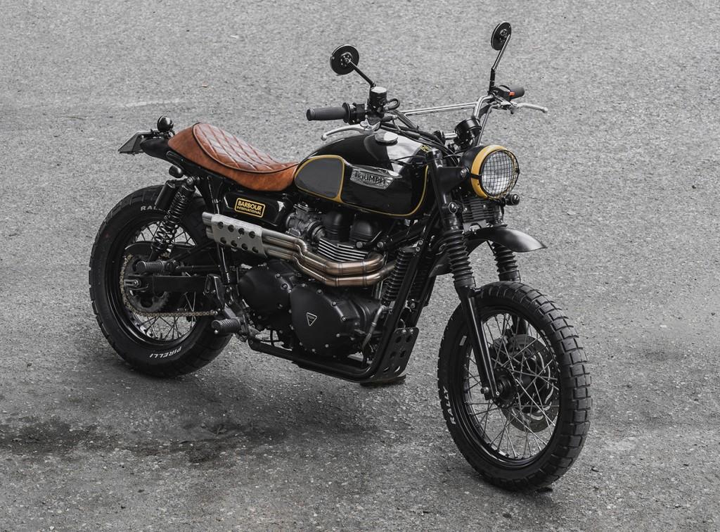 Triumph Scrambler Custom