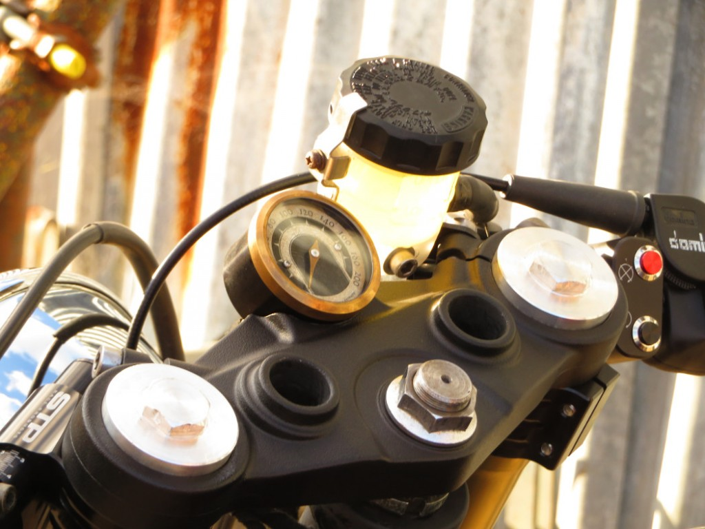Yamaha Virago 1100 Cafe Racer