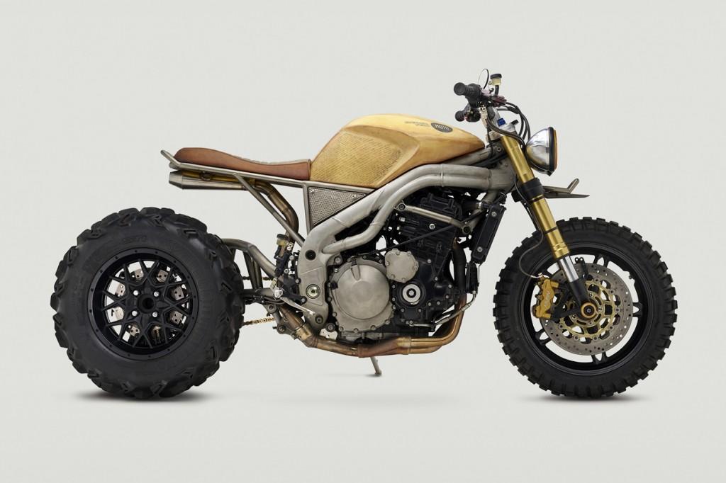 6 Underground Motorcycle