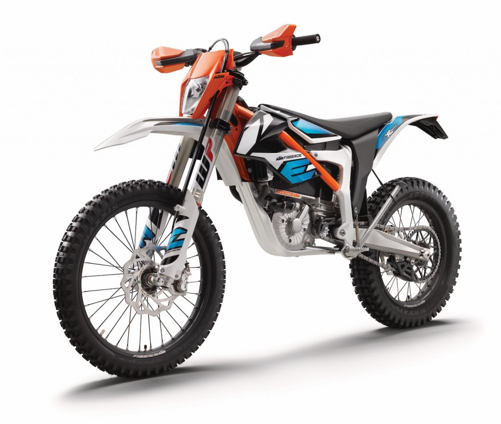 2020 KTM Freeride E-XC
