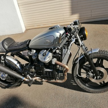 Honda CX500 Cafe Racers