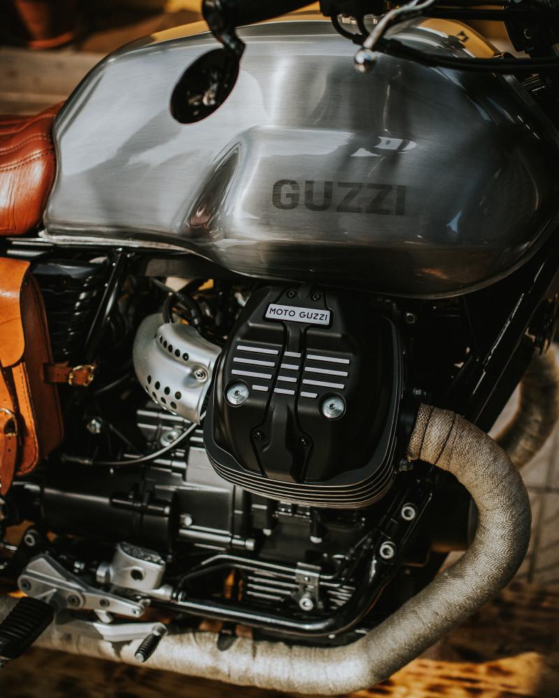 Moto Guzzi V7 III Custom