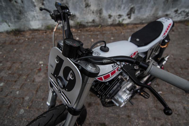 Yamaha RD125 Street Tracker